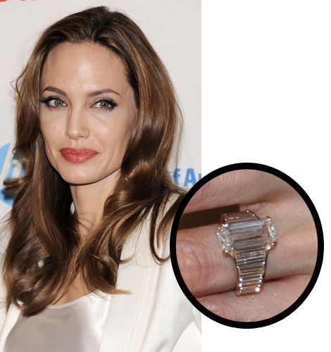 Its Designed By Brad Pitt And Robert Procop Who Worked With Angelina Jolie On Her Jewelry Line Last Year Since There Has Been No Official Statement As